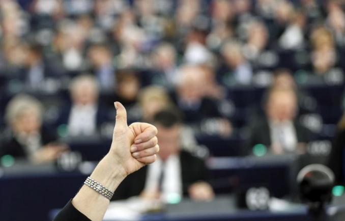 Megszavazta az Európai Parlament a magyar jogállamisági helyzetről szóló Sargentini-különjelentést (VIDEÓ)