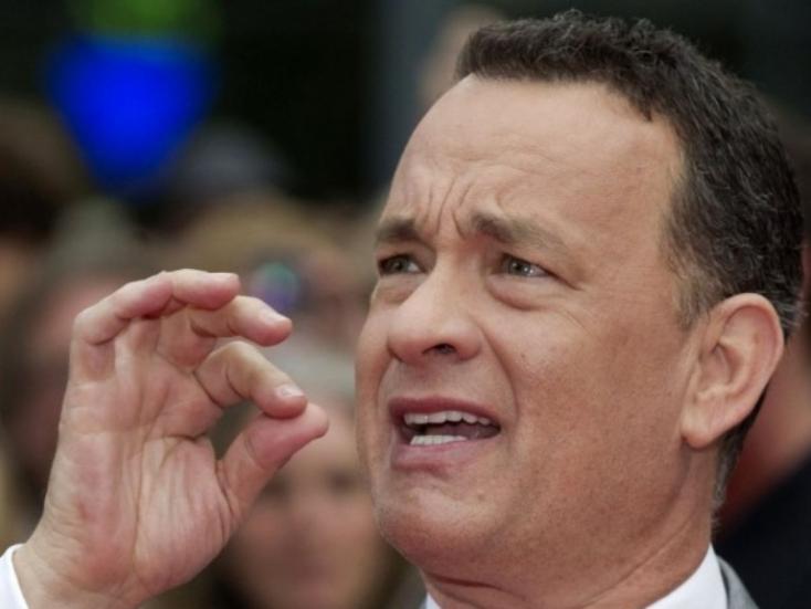 Tom Hanks az amerikai történelemről szóló filmjeiért kap díjat