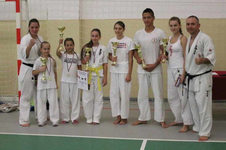 Karate: Jubileumi küzdőmaraton Ekelen