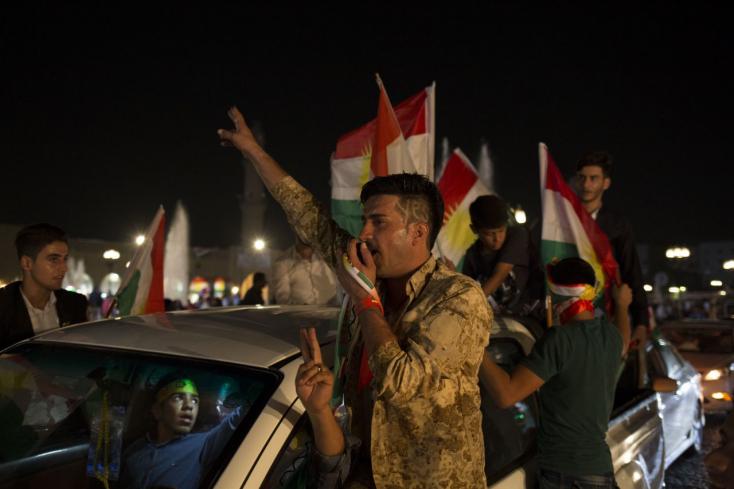 Kurdisztán a függetlenségre szavazott, Bagdad viszont katonákat küldhet Kirkukba