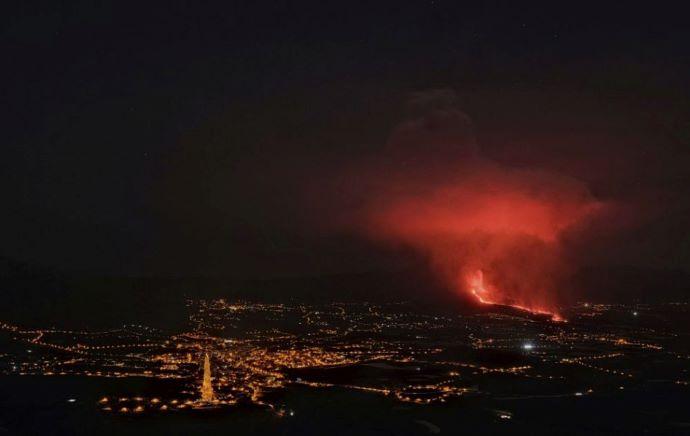 Újra megnyitották a vulkánkitörés miatt lezárt La Palma-i repülőteret