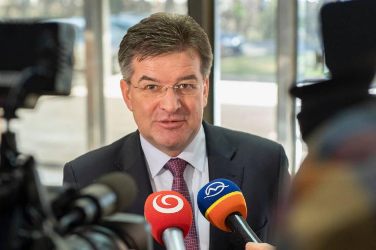 Miroslav Lajčák se lesz többé miniszter