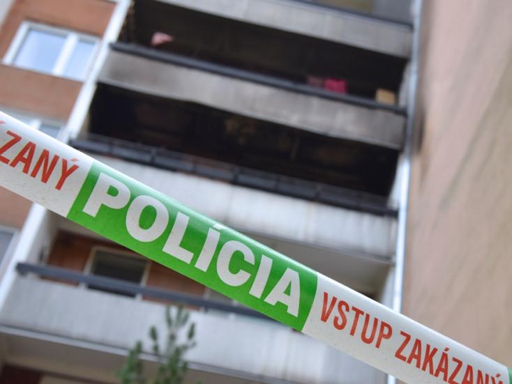 20 éves lány halt meg a pozsonyi lakástűzben