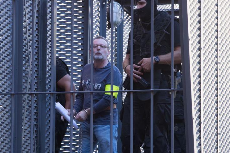 Minden erejével azon van az egykori szlovák keresztapa, hogy szabadlábra kerüljön