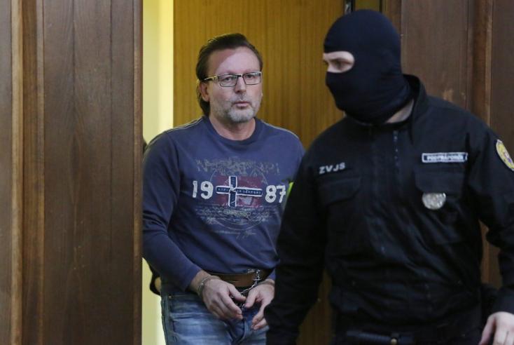 Sýkora-klán: Harabin ugyan törölte az ítéletet, de Kýbel és gorillái nem ússzák meg az életfogytiglant