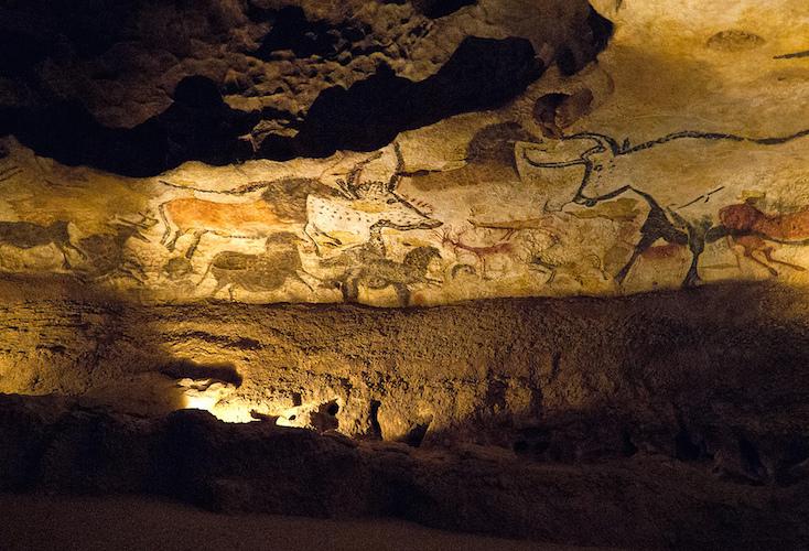 Virtuálisanjárhatják be a látogatóka világhírű lascaux-i barlangot