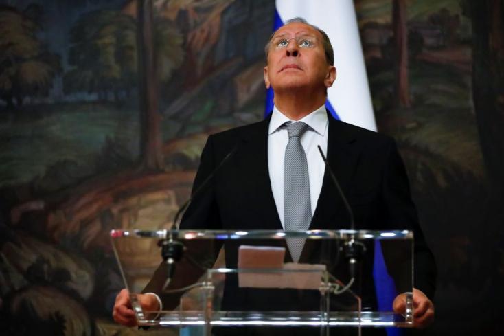 Arról hablatyolt az orosz külügyminiszter, hogy Jézust biszexuálisnak állítják be egyesek. Hogy honnét szedi ezt, az az ő titka
