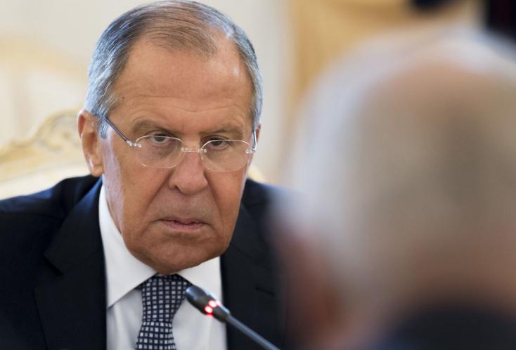 Húha! Az amerikai külügyminiszter orosz kollégájával azoldalán kimondta, hogyKrím félsziget Ukrajna része