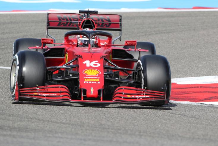 Forma-1 - Leclerc megkapta a Ferraritól a 2019-es futamgyőztes autóját