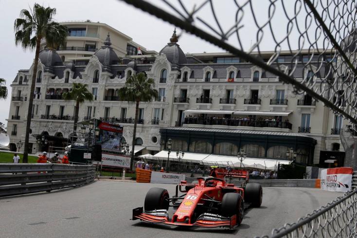 Monacói Nagydíj - Leclerc volt a leggyorsabb a harmadik szabadedzésen