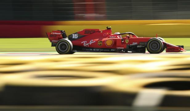 Szingapúri Nagydíj - A harmadik szabadedzésen Leclerc volt a leggyorsabb