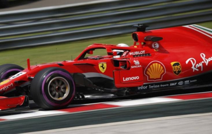 Osztrák Nagydíj - Leclerc a pole pozícióban