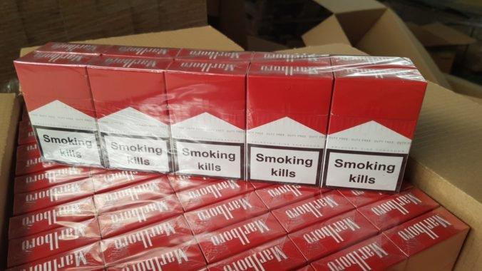 Illegális cigiraktárat lepleztek le Ollétejeden!