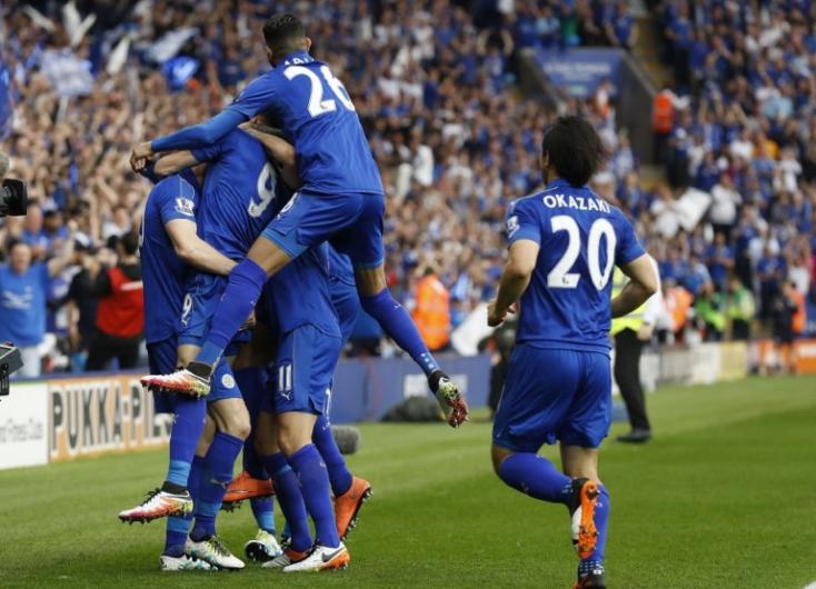 Premier League - A 94. percben harcolta ki a győzelmet a Leicester City