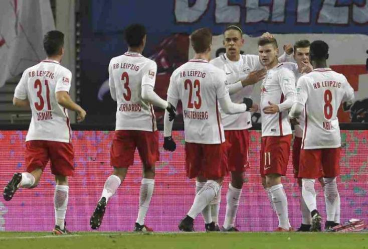 A RB Leipzig számára három éven belül a bajnoki cím a cél