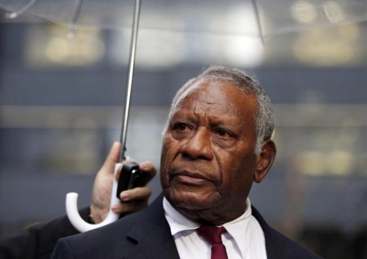 Meghalt Vanuatu elnöke