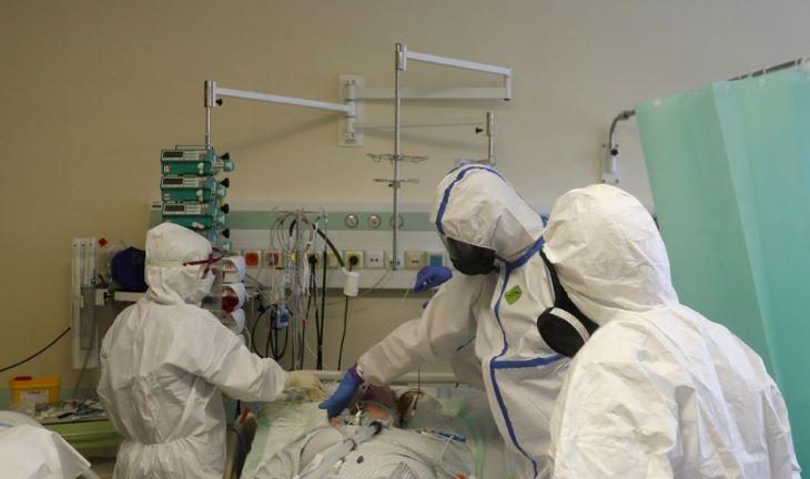 Külön részleget alakítottak ki a lévai kórházban a koronavírus-fertőzötteknek