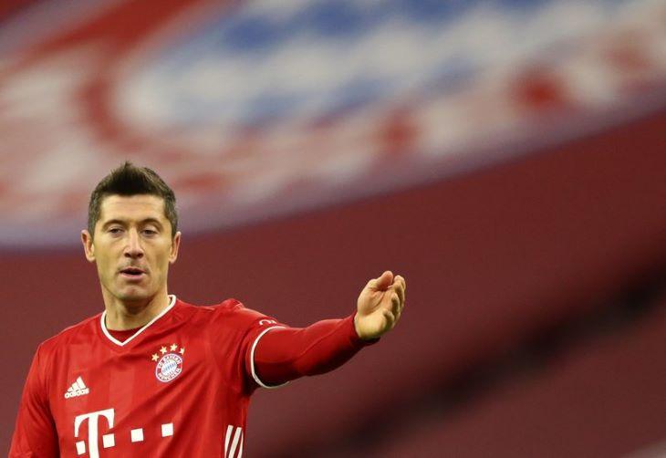 Bundesliga - Lewandowski ismét a csapattal edzett