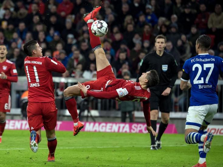 Bundesliga - A Bayern legyőzte a Schalkét