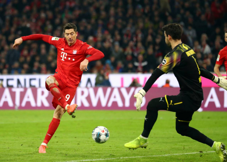 Bundesliga - Sima Bayern-siker a Dortmund elleni rangadón (Videó)