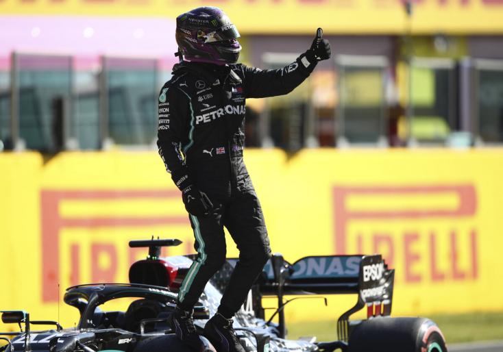Török Nagydíj: Hamilton hetedszer is világbajnok