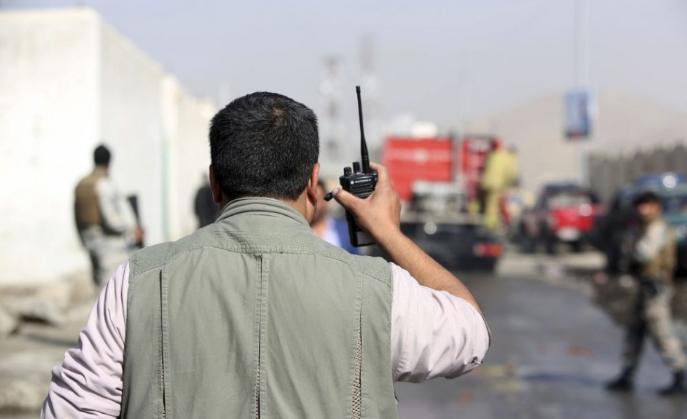 Öngyilkos merénylők támadtak a líbiai külügyminisztériumra Tripoliban