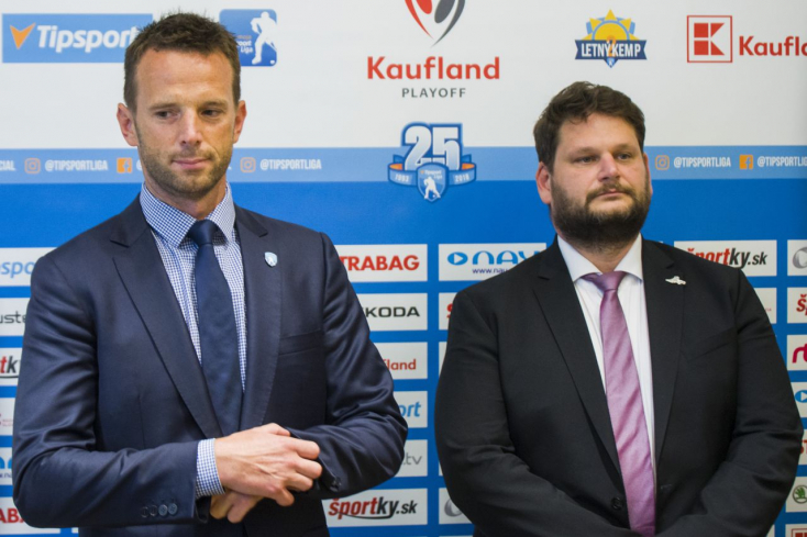 Magyar csapatokkal bővül a szlovák hokiliga