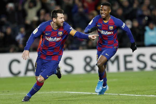 La Liga - A Barca egy félidő alatt végzett a Villarreallal