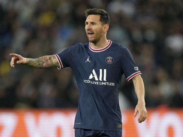 Bajnokok Ligája - Messi társaival edzett hétfőn