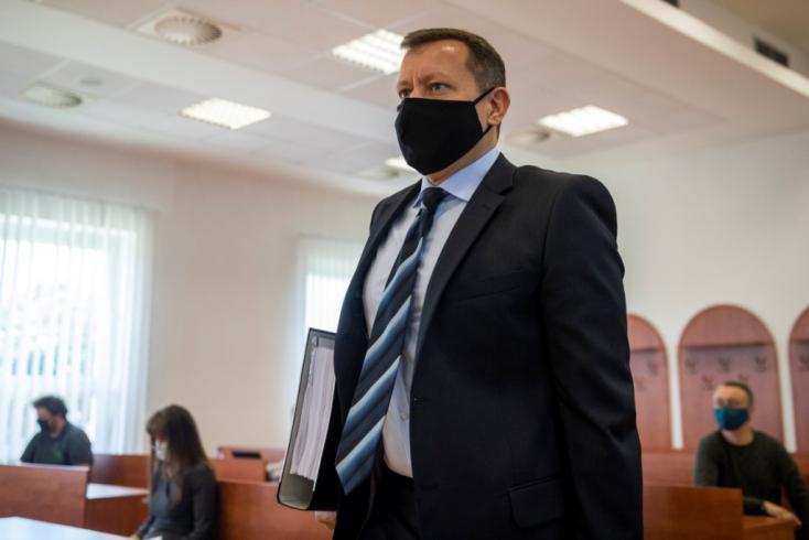 Kuciak-per: Az ügyvédek tiszteletben tartják a bíróság szenátusának döntését