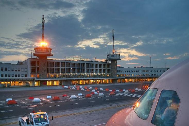 Ciara viharciklon: Budapestet érintő repülőjáratokat kellett törölni