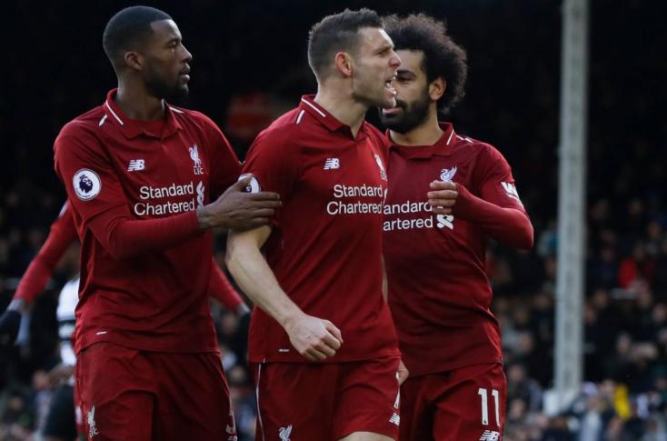 Premier League - Nehezen nyert, és újra élen a Liverpool