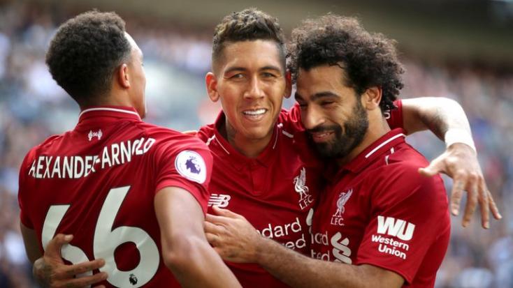 Premier League: Továbbra is százszázalékos a Liverpool