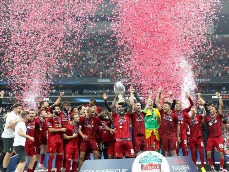 Európai Szuperkupa - A Liverpool negyedszer hódította el a trófeát
