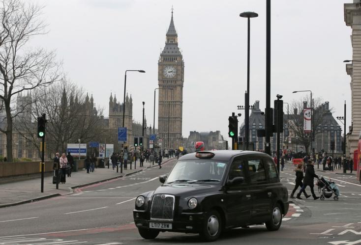 Ha Londonba utazol, légy óvatos!