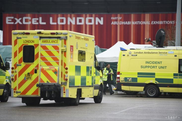 Meredeken csökkent a londoniak várható élettartama a koronavírus-járvány miatt