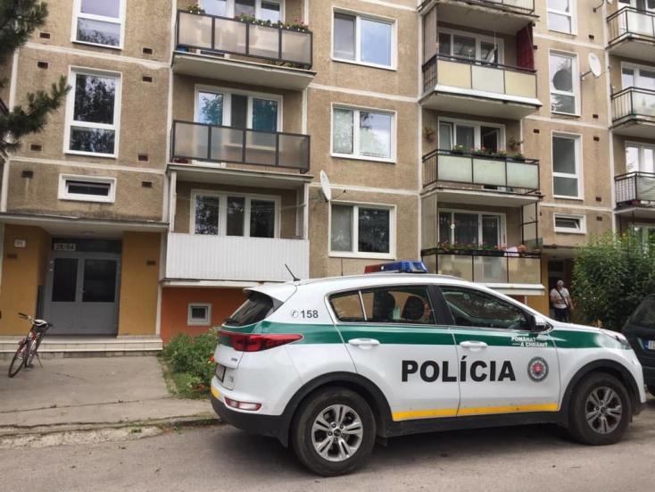 Nyomoz a rendőrség a dubnicai lövöldözés ügyében