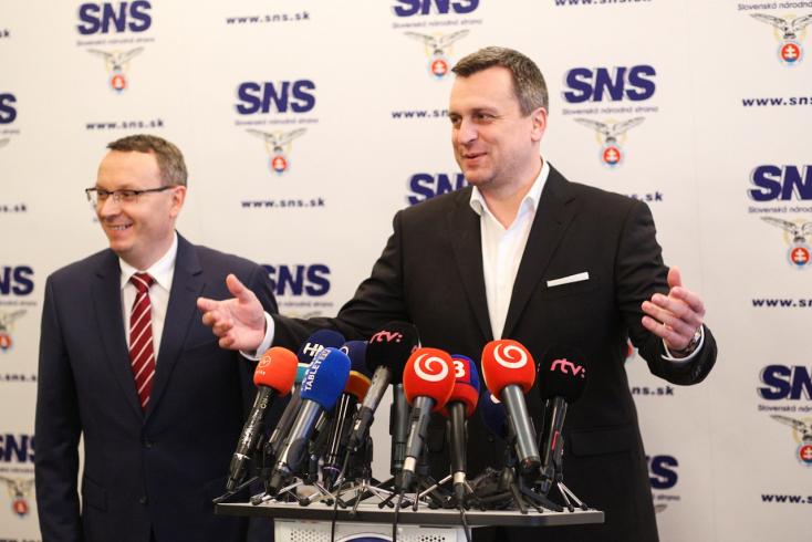 Danko: Ha a Híd kilép a kormányból, az SNS előrehozott választásokat akar