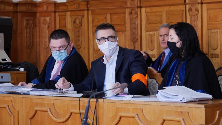 A dunaszerdahelyi maffiózók által elsüllyesztett gyilkos azt mondja, nem ismeri az egykori speciális ügyészt