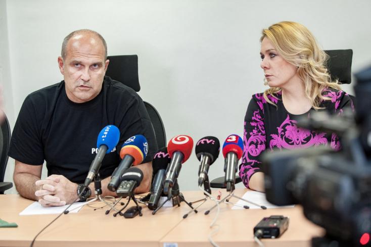 Saková hétfőn kinevezi rendőrfőkapitánynak Lučanskýt