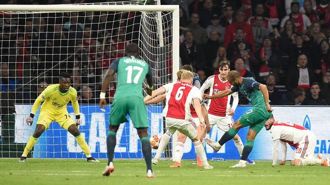 Bajnokok Ligája: Amszterdamban is csoda történt, a Tottenham hozta össze!
