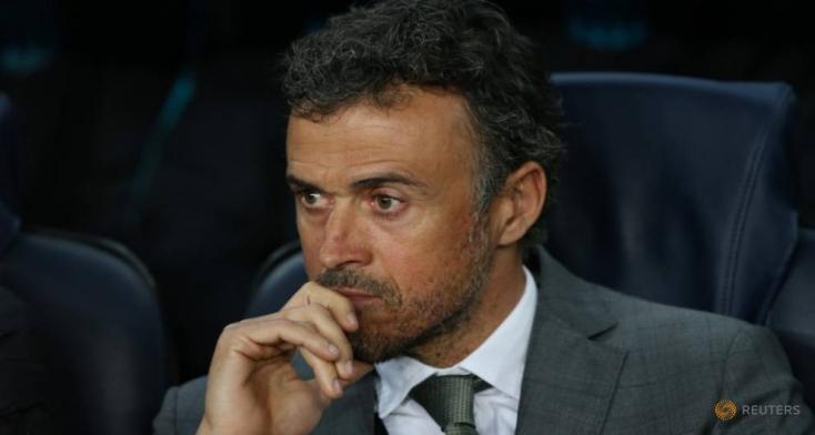 LuisEnrique gyógyítja majd a spanyol Vb-sebeket