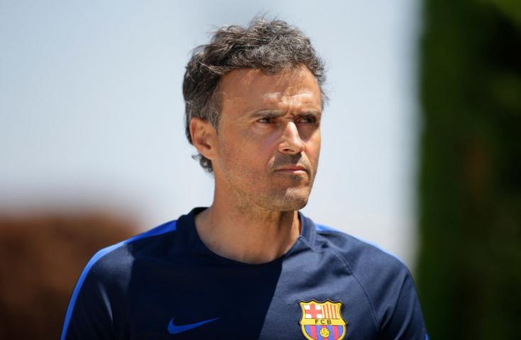 Nem tervez forradalmi változásokat a spanyol válogatottnál Luis Enrique