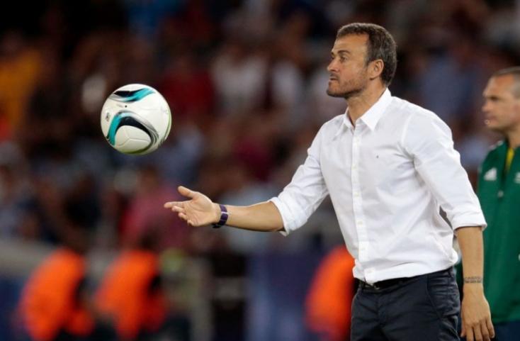 Luis Enrique távozik a spanyol labdarúgó-válogatott kispadjáról