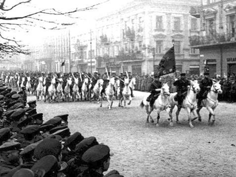 Az oroszok szerint felszabadító hadjárat volt a szovjet csapatok 1939-es lengyelországi bevonulása
