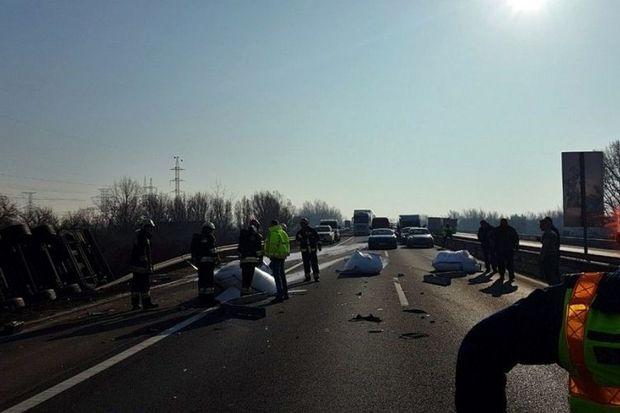 Győrnél ismétjárható az M1-es autópálya