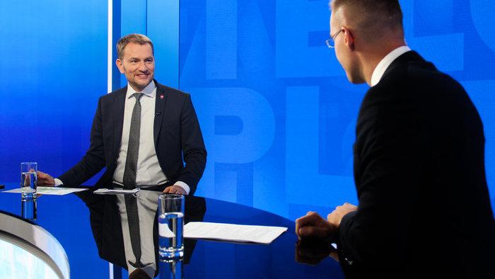 """Matovič: """"Az SaS és a Za ľudí behúzzák a farkukat, és a mostani állításukkal ellentétesen fognak szavazni"""