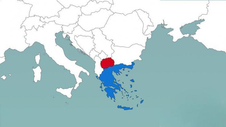 Nem érdekelt elég macedónt, hogy Észak-Macedónia legyen-e országuk neve