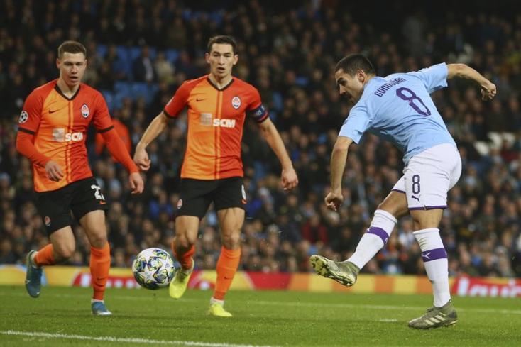 Premier League - Simán nyert a Manchester City az Arsenal otthonában