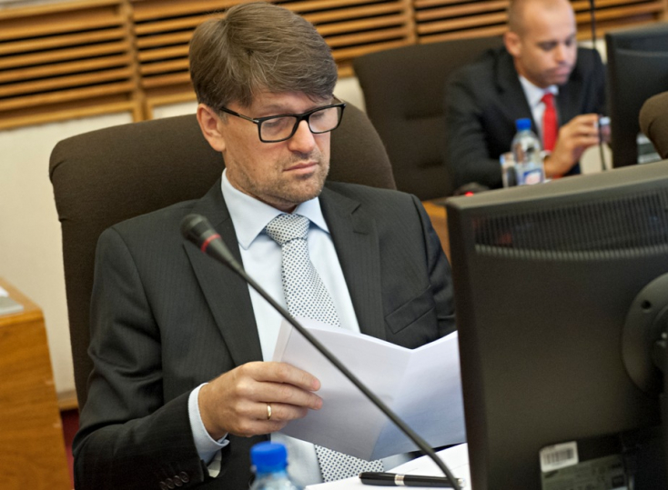 Marek Maďarič lemondott a Smer alelnöki posztjáról